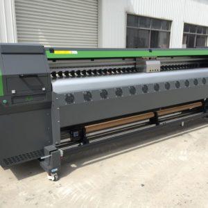 Широкоформатный принтер для сольвентной  и эко-сольвентной печати CK3204