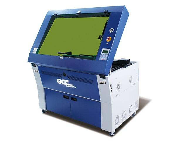 Лазерная гравировальная установка GCC LaserPro Spirit GLS Hybrid