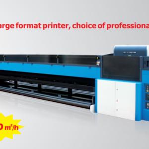 Широкоформатный принтер S500 Roll to Roll UV printer (1024i-6pl/13pl)