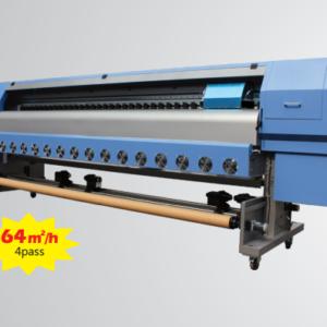 Широкоформатный принтер для сольвентной печати LED UV EP320UV (DX5)