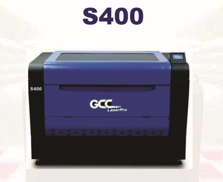 Лазерная установка GCC LaserPro S400